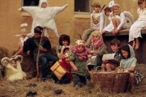 The Good News The Christmas Story. The Nativity Story.