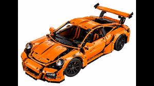 Lego Porsche 911 GT3 RS, £249.99