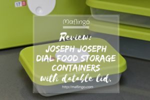 Review of the 5 piece Dial Food Storage Containers with Datable lids. These nifty containers from Joseph Joseph help to reduce food waste and save money by enabling you to enter the expiry date information using the dial on the lid. Pinterest