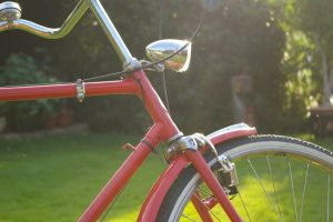 As Halfords celebrates 'Bikes through the decades', I recall my first bike.