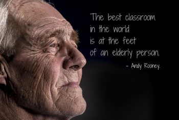 Britain is divided by age & by generation: It's time to cherish the elderly.