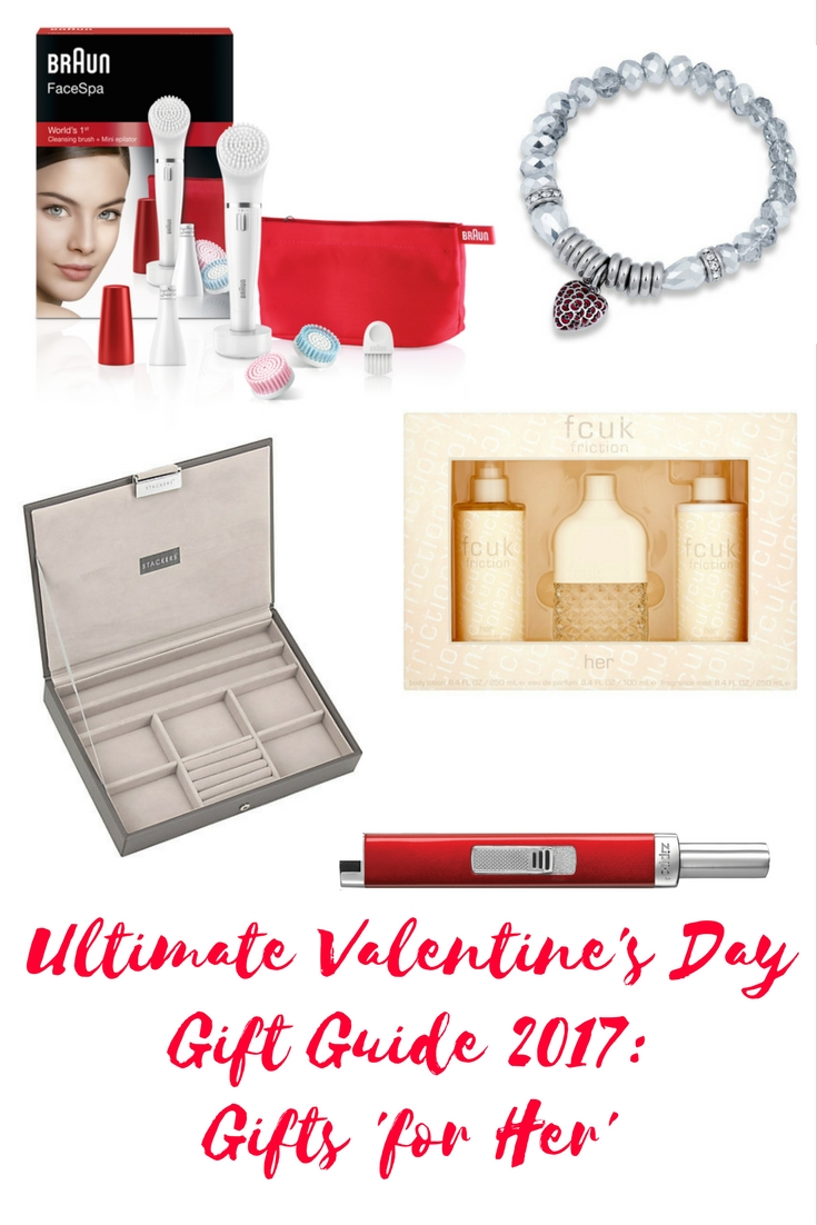 Ultimate Valentine S Gift Guide 2017 Gifts For Her