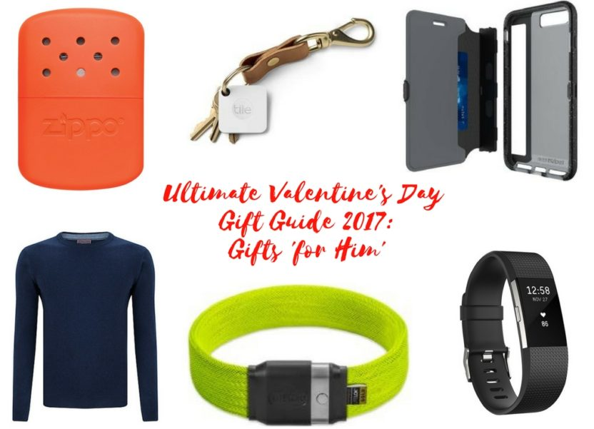 Ultimate Valentine's Gift Guide 2017: Gifts 'for Him'
