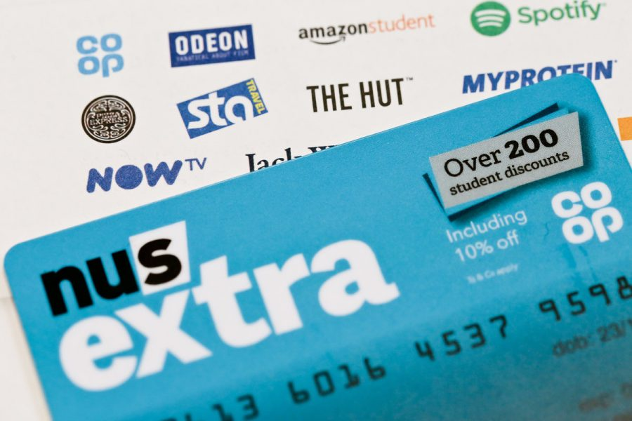 Money-saving trick: How to get an NUS Extra Student Discount Card.