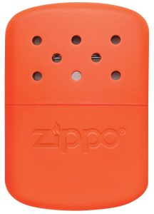 Zippo Large Orange Hand Warmer, £22.90
