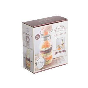 Kilner Spiralizer Jar Gift Box