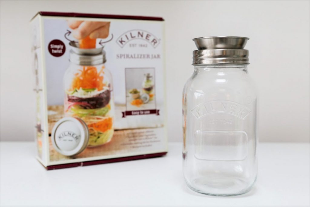 Kilner Spiralizer and Gift Box