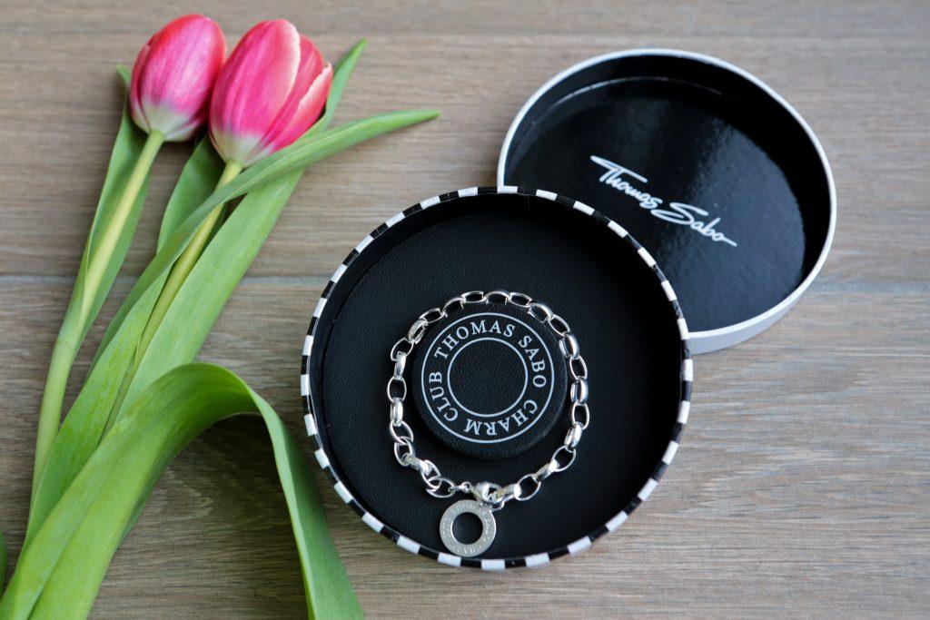 Thomas Sabo Charm Club Collection Charm Bracelet Silver
