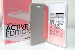tech21 Evo Wallet Active Edition Pink iPhone