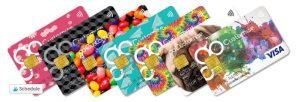 Customised goHenry cards