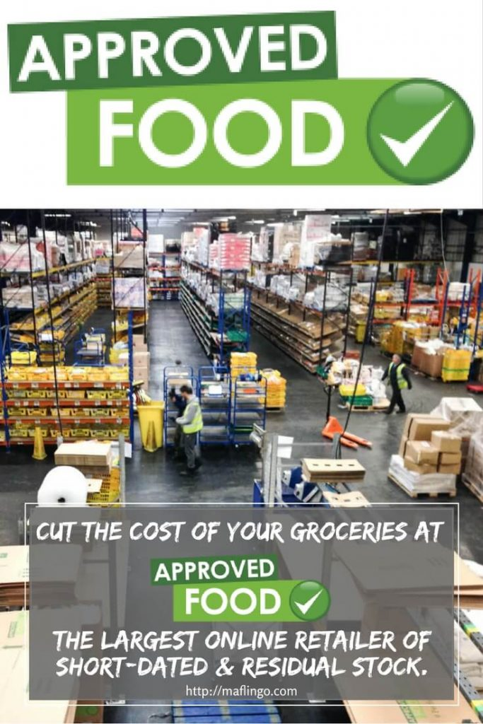 Cut the cost of your groceries at Approved Food, the UK's largest online retailer of short-dated and residual stock. Save money on health, beauty, perfume, household goods, dietary, food, drink, alcohol