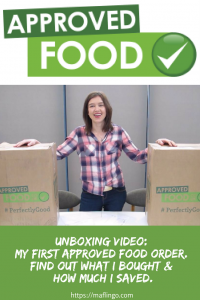 I unbox my first order from Approved Food, the UK's largest online retailer of short-dated and residual stock. See some of my bargain buys and how much I saved on food, drink and household goods.