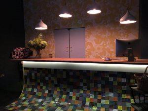 Inside Sophia & Matt Brighton Store: Counter