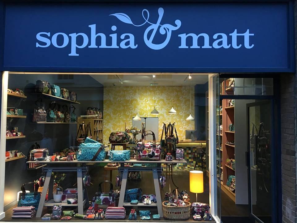 Sophia & Matt Brighton Store