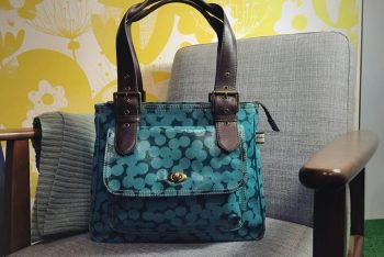 Creative Inspirations: Sophia & Matt, designers of handbags, wash bags & beautiful things. Part 1.