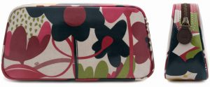 Wild Floral Small Washbag