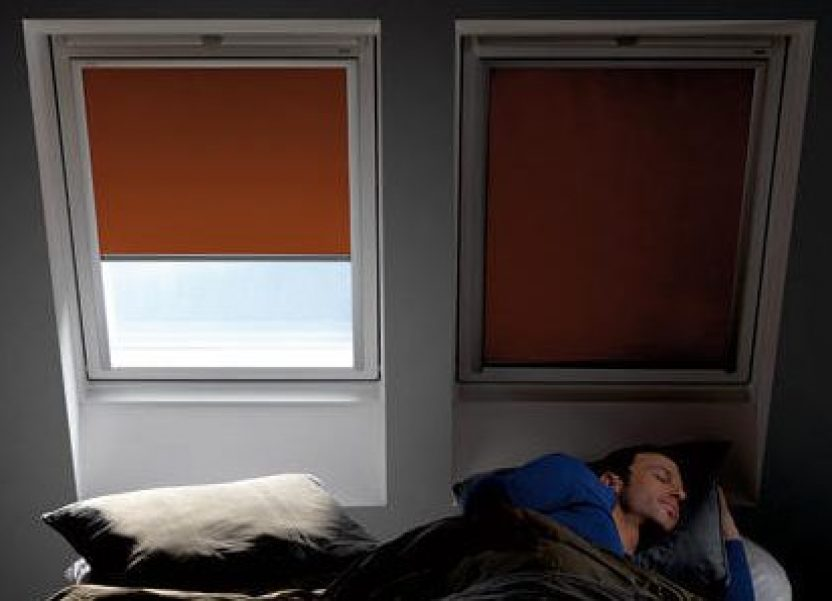 Hold back the light: Top tips for a good night's sleep.
