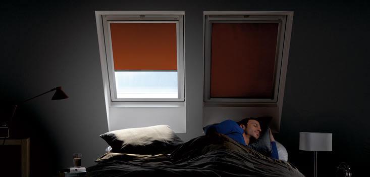 Velux blackout blinds
