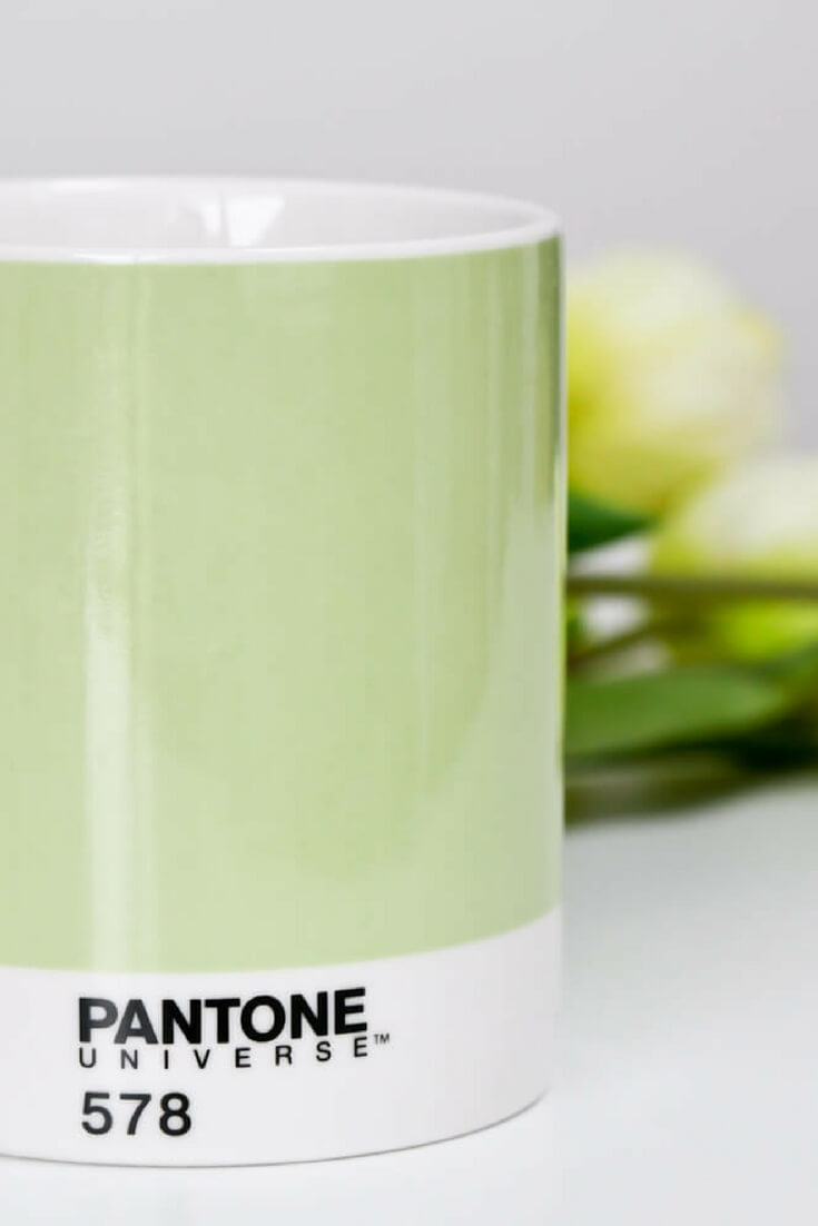 Pantone Mugs : Discover Perfect pastels and Beautiful Brights with One Stop Colour Shop's new Pantone Mug Sets. (Plus chance to win!) One Stop Colour Shop is the place to go for a wide range of beautiful Mugs and Accessories. Choose from Pantone ICE watches, Placemats