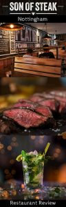 Restaurant review- Son of Steak, a new restaurant the heart of Nottingham, specialising in flame-grilled steaks & mojitos