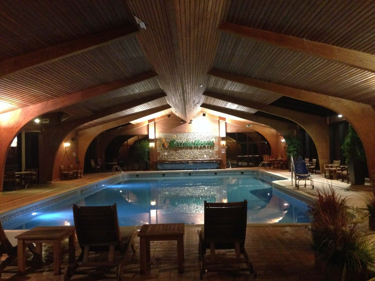 Kelling Heath Holiday Park Indoor Pool