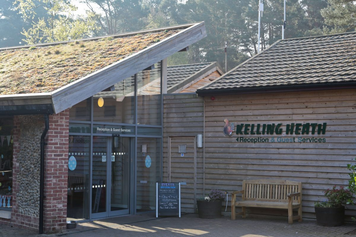 Kelling Heath Reception at Village Square.