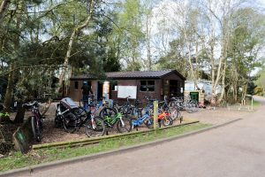 Huff & Puff Cycle hire