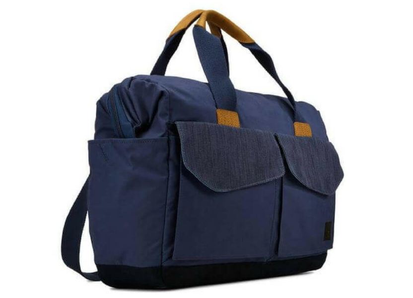Review: The LoDo Satchel from Case Logic – at last there's a credible alternative to being conservative.