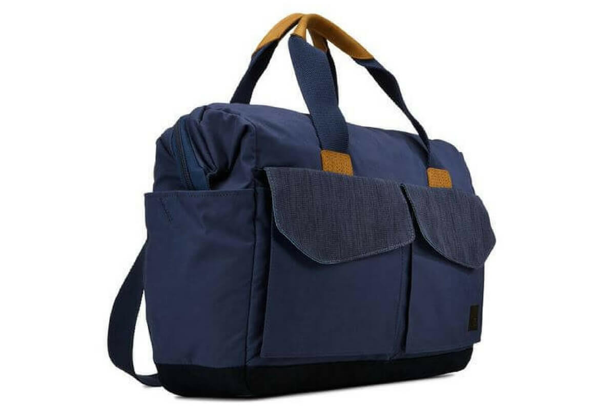 Review of LoDo Satchel from Case Logic