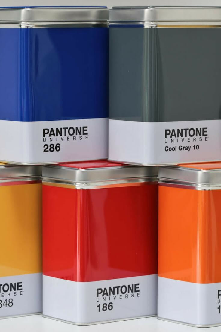 Pantone storage tins from One Stop Colour shop will add colour to any kitchen or study. (Plus chance to win!) One Stop Colour Shop is the place to go for a wide range of beautiful Mugs and Accessories. Choose from Pantone ICE watches, Placemats