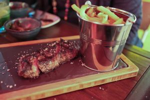 Son of Steak Josper and handcut fries