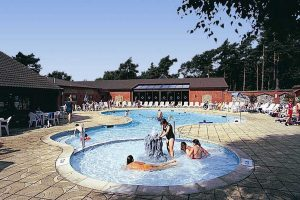 Kelling Heath Outdoor swimming pool