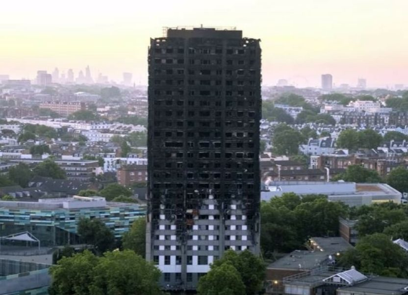 I need to talk about Grenfell Tower.