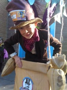 Phileas Fogg World Book Day Costume