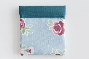 Floral Snap / Coin Purse