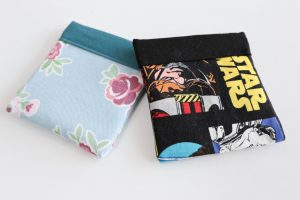 Snap Purse Sewing Tutorial : Star Wars Snap / Coin Purse and Flower purse