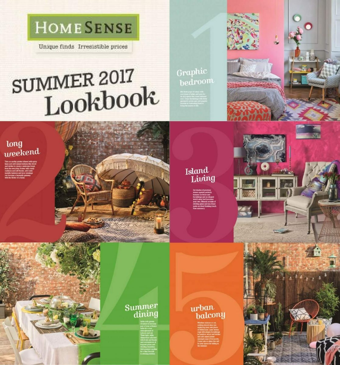 Get The Latest Summer Design Trends For Less At Homesense