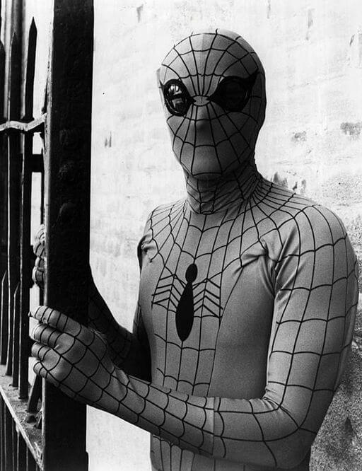 Nicholas Hammond as Spiderman 1977