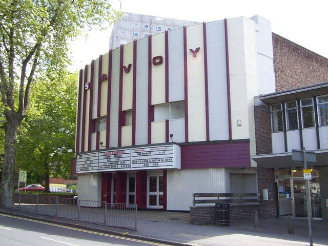 The Savoy Cinema Nottingham