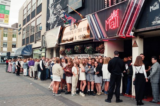 The Mall Night Club, Stockton-on-Tees.