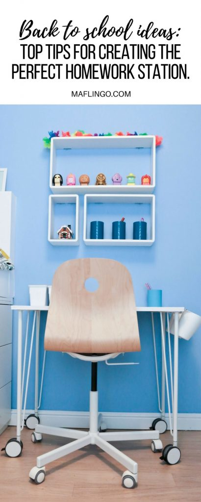 Top tips for the perfect fun, compact Kids Homework Stations to get their creative juices flowing when they go back to school. I select my top Wayfair picks from desks, chairs, storage, desk tidies and organising