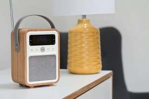 VQ Monty DAB Digital Radio Feature