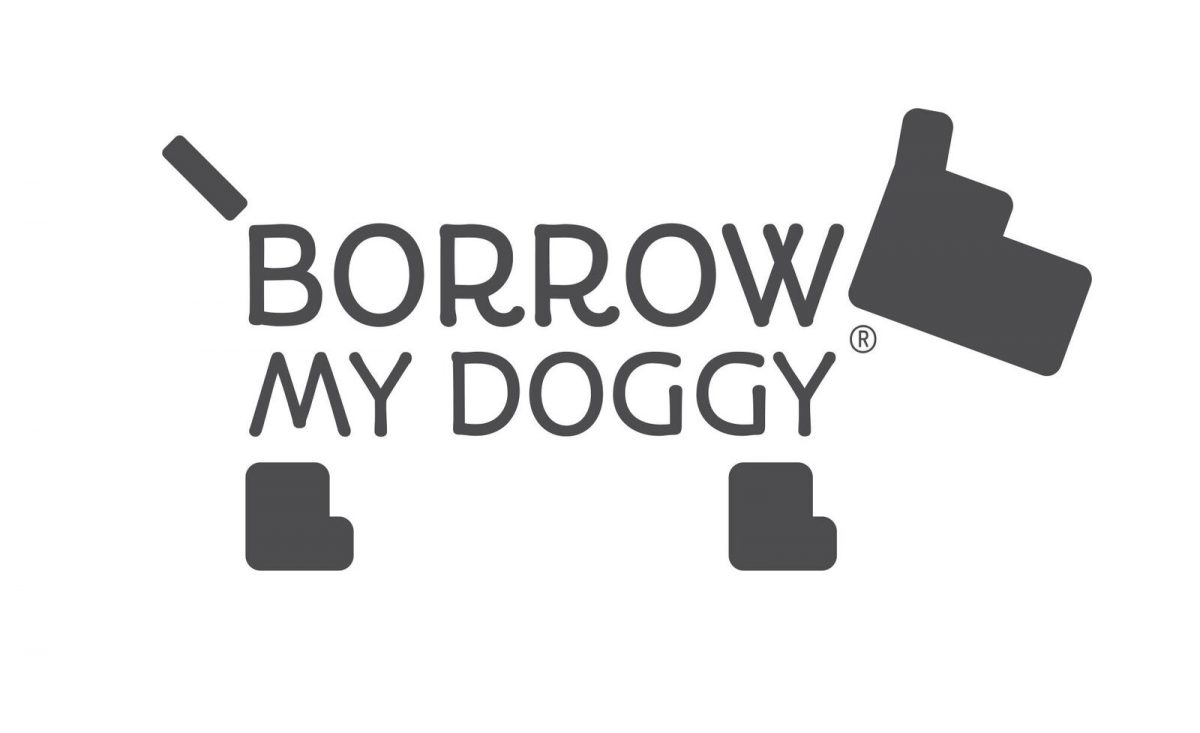 Borrow My Doggy Logo