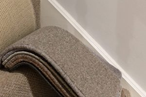 You can borros sample books or order up to 4 free samples from United Carpets and Beds