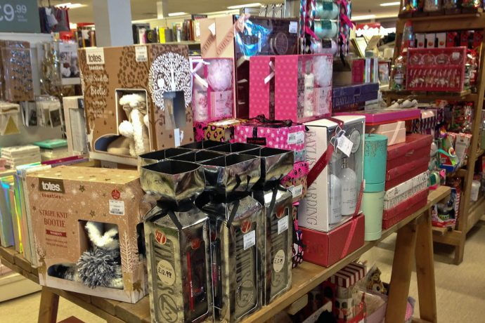 Last minute Christmas shopping? Homesense is the one-stop gift shop (PLUS win £20 gift card).