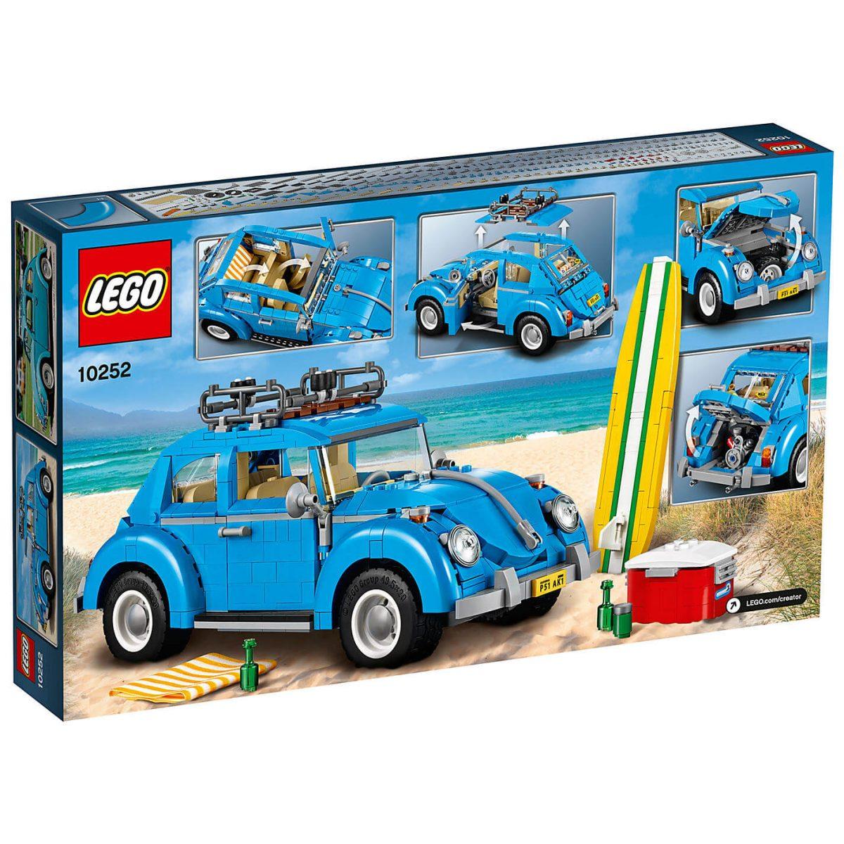 Lego Creator VW Beetle