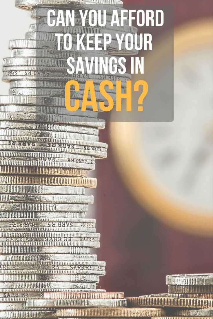 Can you afford to keep your savings in cash? Are you planning ahead and saving for those crucial life moments? With cash ISAs offering such low rate of return on investments, can you afford to keep your savings in cash?