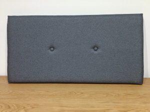 Upholstered DIY headboard