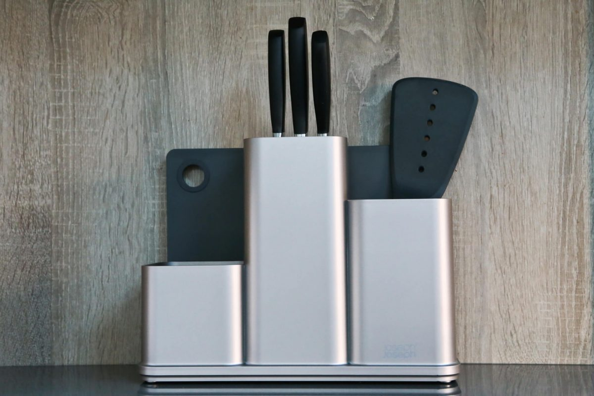 Review: Joseph Joseph CounterStore kitchen worktop organiser PLUS ...